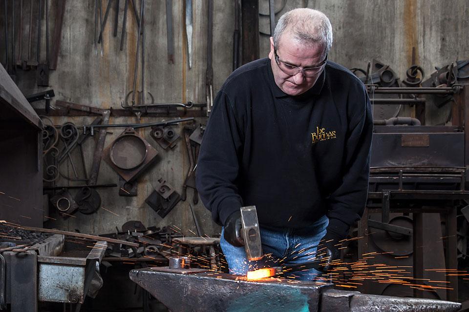 Joe Bonnar Metal Craft