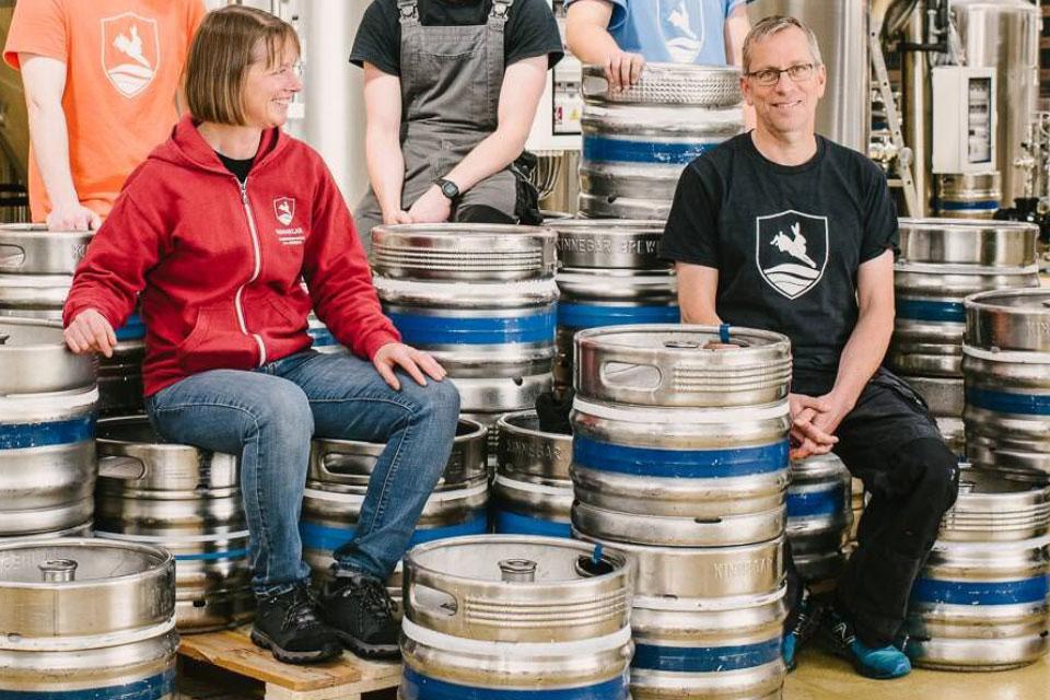 Kinnegar Brewing